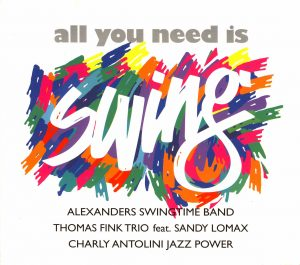 All you need is swing
