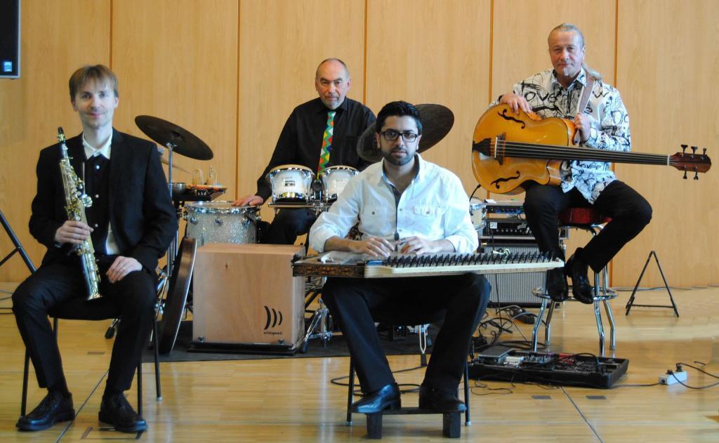 SOTO - Quartett